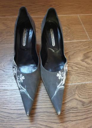Большие размеры женской обуви