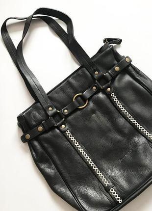Кожаная сумка josef seibel