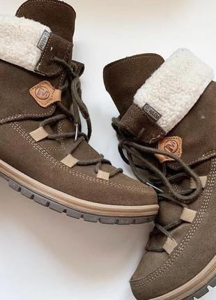 Женские  ботинки merrell