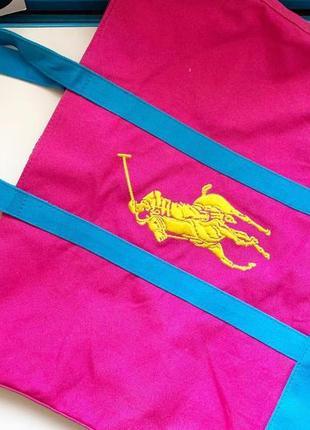 Пляжная сумка polo ralph lauren