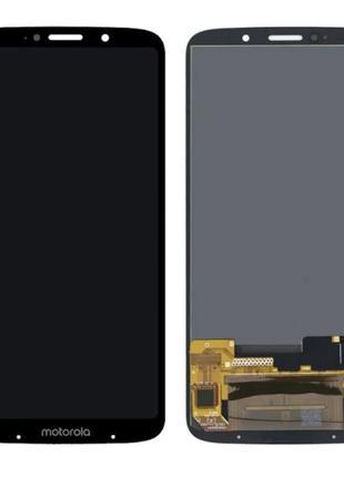 Дисплей (экран) для Motorola XT1929 Moto Z3/Moto Z3 Play + тач...