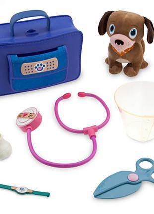 Игровой набор Доктор Плюшева - чемоданчик ветеринара
