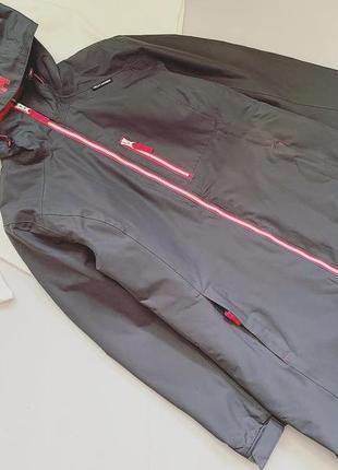 Удлиненная куртка helly hansen