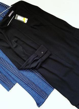 Чёрное базовое платье marks&spencer