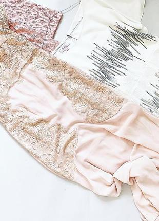Нежно розовое платье в пол