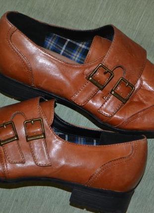 Шикарные туфли оксфорды hotter comfort concept