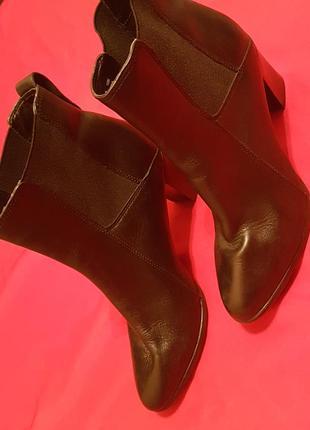 Фирменные ботиночки clarks