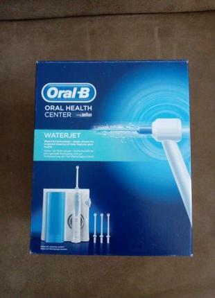 Oral-B Waterjet Oxyjet Ирригатор