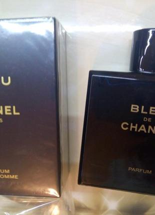 ❤оригинал❤100 мл chanel bleu de chanel eau de parfum парфюмиро...