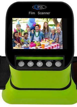 Cканер фотопленки QPIX DIGITAL FS210 для негативов и слайдов