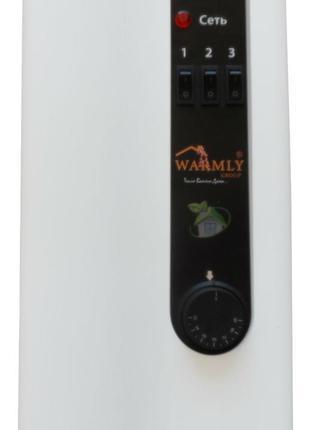 Котел электрический Warmly WCS Эконом 6 кВт Магнитный пускател...
