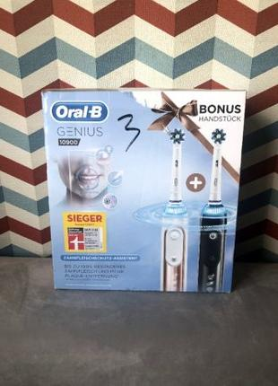 Зубная щетка Oral-B Genius 10900