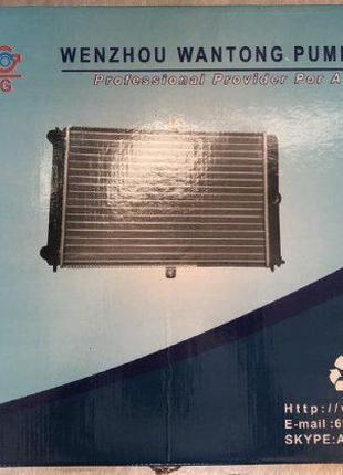 Радиатор водяного охлаждения Иран ВАЗ 2107 2108 2109 2110 2111...