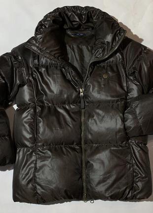 Осенняя дутая куртка ralph lauren оригинал
