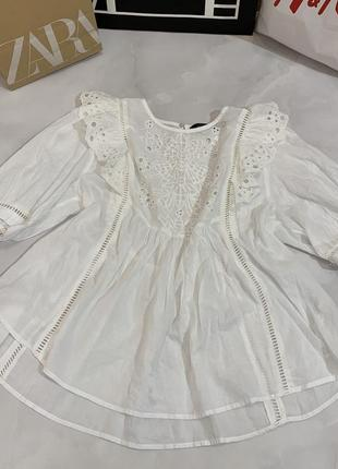 Блуза , рубашка zara