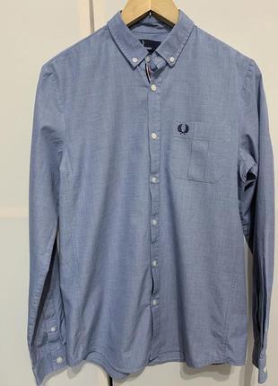 Оригинальная рубашка fred perry