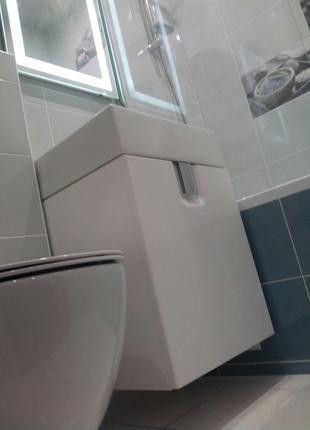Ремонт ванной комнаты, туалета