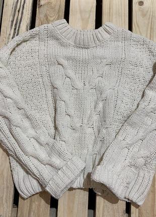 Плюшевый, свитер primark