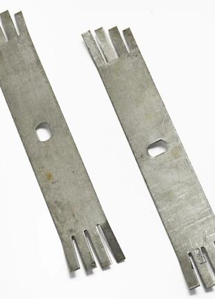 Ножи бичи (лапки) для крупорушки ИКОР