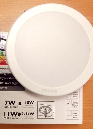 Светильники LED. встраиваемые и не только