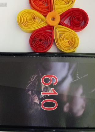 Чехол для HTC Desire 610 (силикон черный)