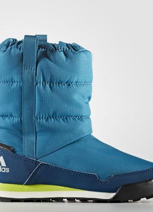 Детские сапоги adidas climaproof snowpitch (s80823)