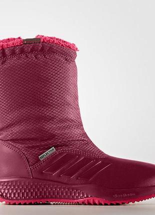 Детские сапоги adidas disney frozen rapidasnow (by2604)