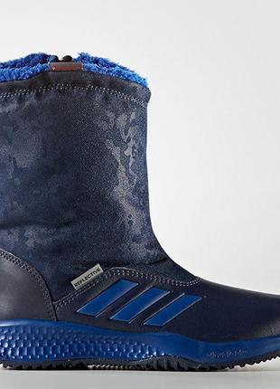 Детские сапоги adidas disney frozen rapidasnow (s81125)