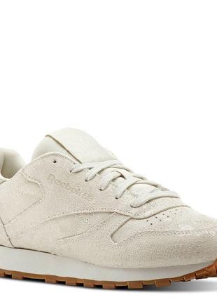 Женские кроссовки reebok classic leather (cn4022)