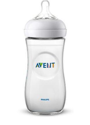 Бутылочка для кормления Philips AVENT Natural 330 мл (SCF036/17)
