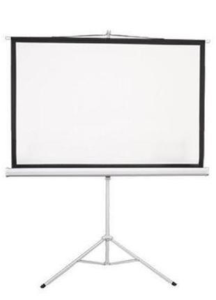 """Проекционный экран 2E на триноге 4:3, 100"""" (0043100T)"""