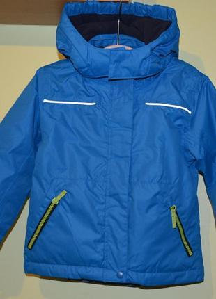 Лыжная куртка, термо куртка рост 98-104 см.