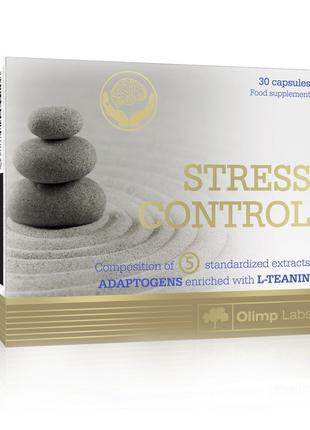 Комплекс для борьбы со стрессом OLIMP Stress Control 30 caps