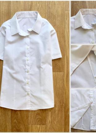 Блузка на девочку 8-9лет