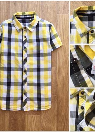 Рубашка на мальчика 11 лет