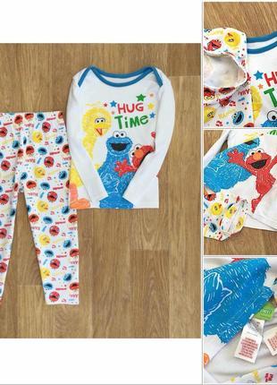 Пижама на мальчика 2-3 года