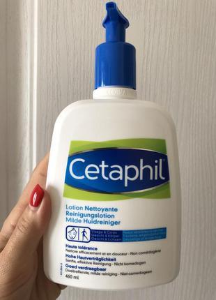 Новый очищающий лосьон для лица и тела cetaphil