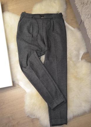 Утепленные повседневные брюки larex