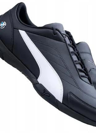 Мужские кроссовки Puma BMW KART CAT III 306218-01 ОРИГИНАЛ НОВЫЕ!