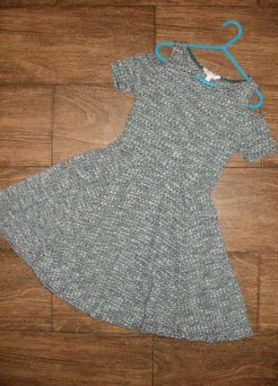 Стильное платье на 10 лет