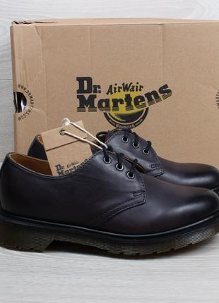 Кожаные женские туфли Dr.Martens 1461 оригинал, размер 36