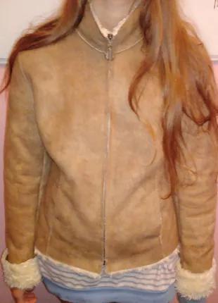 Куртка для девушки демисезон 38 размер