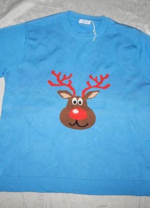 The christmas свитер мужской новогодний стильный модный рxxl