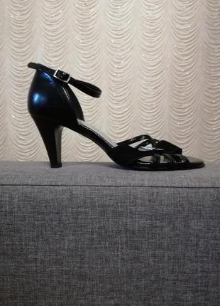 Босоножки из натуральной кожи туфли для бальных танцев 36-37 (...