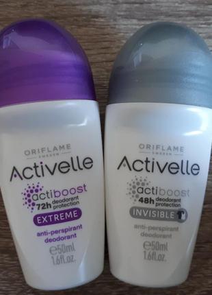 Шариковый дезодорант-антиперспирант activelle