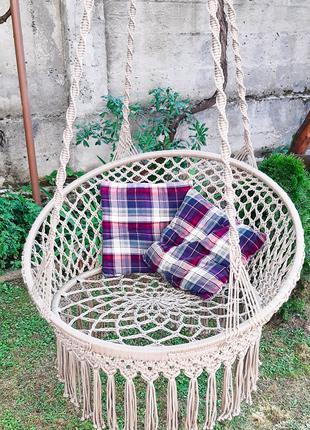 Підвісне крісло-гамак