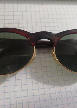 Винтажные очки bausch & lomb ray ban usa