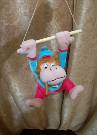 Мягкая игрушка обезяна