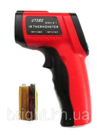 Безконтактный термометр UT 380 пирометр (-50 +380 С)