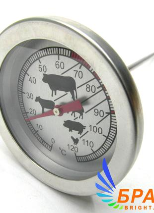 Пищевой термометр TD 110 до 120 °С для мяса, выпечки, молока
